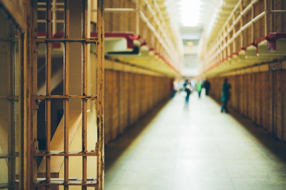 Kein Vergleich, aber psychologische Parallelen: Lockdown und Haft. © OFFFSTOCK / shutterstock.com